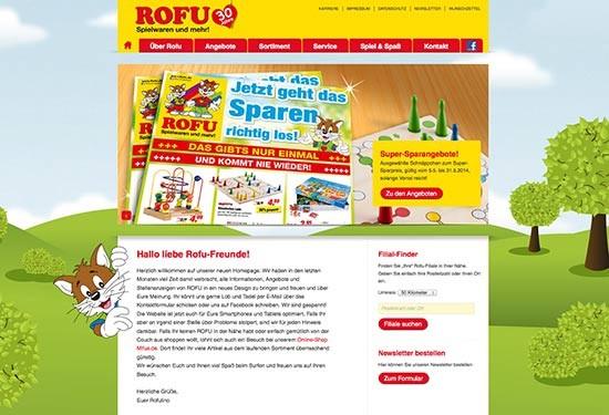 Produktwebsite