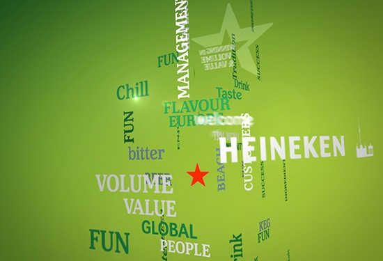 Heineken CEE Summit 2013 - Animation
