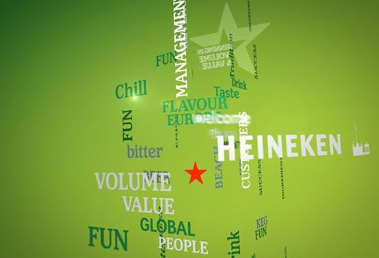 Heineken CEE Summit 2013 - Animation