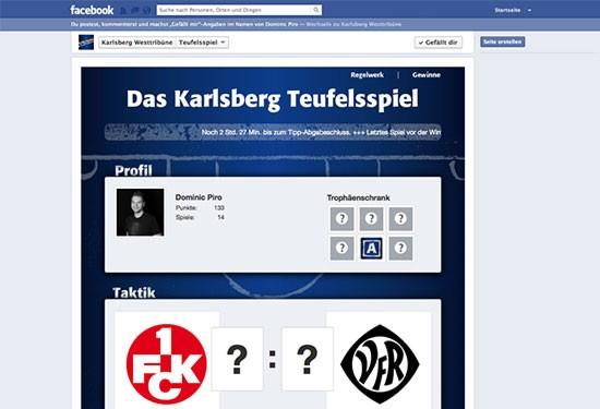 Karlsberg Teufelsspiel