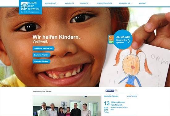 Relaunch der Webseite